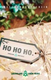 Wihnachten HoHoHo
