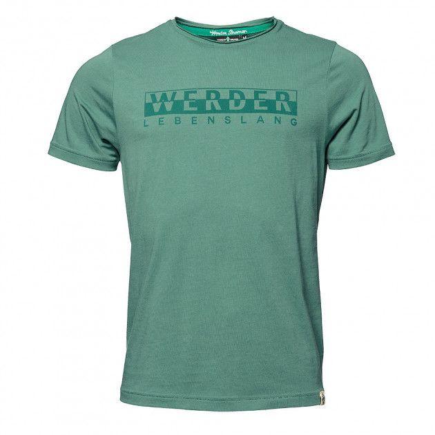 Shirt Werder Lebenslang Gr Werder Bremen SV T M-3XL