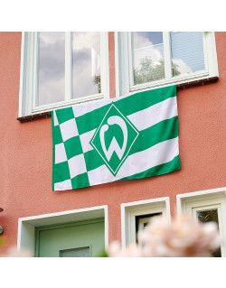 SCHWENKFAHNE FAHNE FLAGGE 150x100 SV WERDER BREMEN